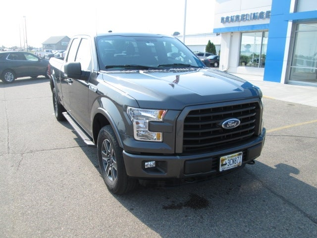 Used 2016 Ford F-150 XLT with VIN 1FTFX1EF6GFC13566 for sale in Bemidji, Minnesota