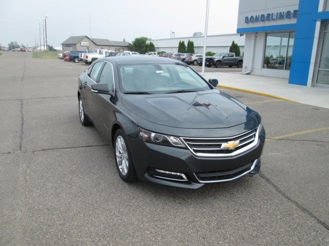 Used 2019 Chevrolet Impala 1LT with VIN 2G11Z5S30K9132174 for sale in Bemidji, Minnesota